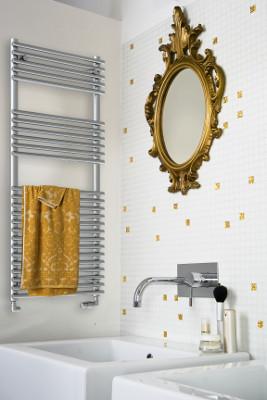 Grzejnik łazienkowy retro