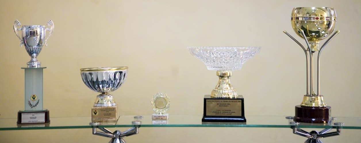 Nagrody za produkcję grzejników